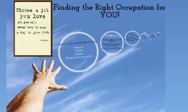 Ch.2-Finding the Right Occupation