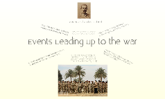 Events Leading up to the War