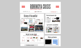 Copy of Rohingya Crisis