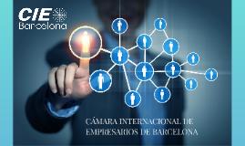 Presentación CIE Barcelona