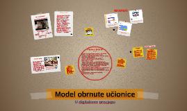 Model obrnute učionice