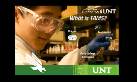 What is TAMS-Student Edition