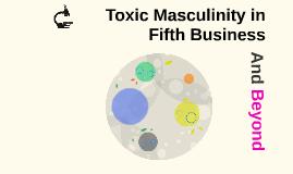 Men & Masculinity in