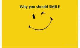 Why you should SMILE
