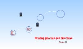 : Kỹ năng giao tiếp qua điện thoại