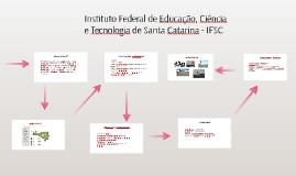 Copy of Instituto Federal de Educação, Ciência e Tecnologia de Santa