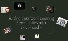Learning Communities Social Media