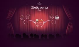 Görög epika