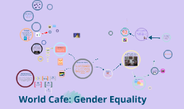 World Cafe: Gender Equality