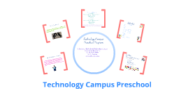 Tech Campus Preschool Advertisement
