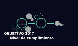 OBJETIVO 2017 Presentación Antequera 30/11/2017