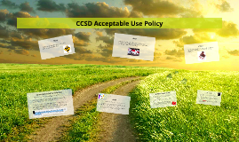 CCSD Acceptable Use Policy