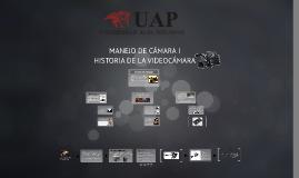 Copy of La historia de la videocamara