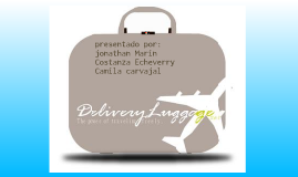 DELIVERYLUGGAGE