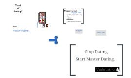 Hackathon - Master Dater