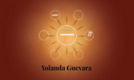 Yolanda Guevara