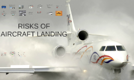 Copy of RISKS OF AIRCRAFT LANDING
