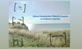 Güneş enerjisi elektrik üretim sistemleri