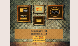 Copy of schindler's list