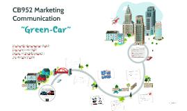 CB952 Marketing Communication