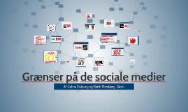 Copy of Grænser på de sociale medier