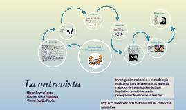 Copy of Entrevista