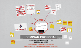 Copy of SEMINAR PROPOSAL