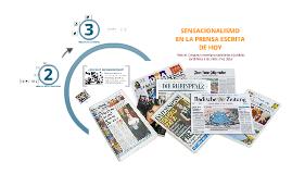 Exposición de Periodismo