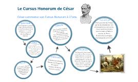cursus honorum de c sar by latin de vinci on prezi. Black Bedroom Furniture Sets. Home Design Ideas