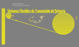 Sistemas Flexibles de Transmisión de Potencia