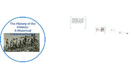 The History of the Kibbutz: