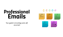 Copy of Professional Email Training