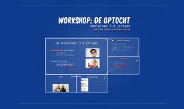 workshop: de optocht