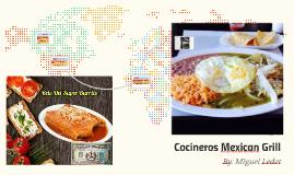 Cocineros Mexican Grill
