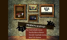 Copy of PERSONALIDAD