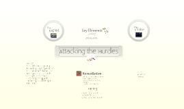Skill Analysis- Attacking the Hurdle