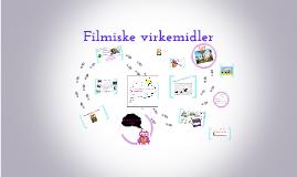 Copy of Filmiske virkemidler