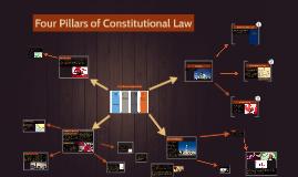 Four Pillars of Consituinal Law