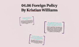 04.06 Foreign Policy