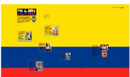 ¡Hola clase somos Los Colombianos! Somos Tyrell Berry y Hale