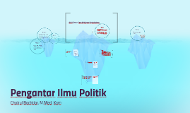 Copy of Pengantar Ilmu Politik