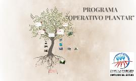 "PROGRAMA ""OPERATIVO PLANTAR"""