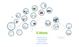 E-Week + City&Citizenship