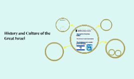 History and Culture of the Great Israel