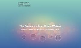 The Wonderful Life of Stevie Wonder