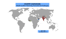 HLST 3450:  Country Comparison