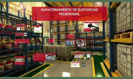Copy of ALMACENAMIENTO DE SUSTANCIAS PELIGROSAS