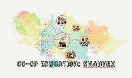 Co-op education: Shannex