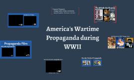 American Propaganda WWII