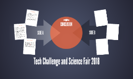 Tech Challenge and Science Fair 2018